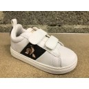 COURTCLASSIC PS INF GIRL Blanc-Noir