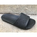 Crocs Sloane Slide Black-Black