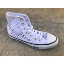 CTAS HI DENTELLE White-Black-White