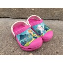 Cc Frozenfever Clog K Party Pink-Oyster