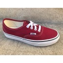 AUTHENTIC RUMBA Red-True White